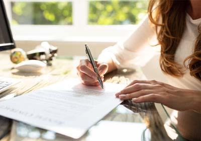 Wir übernehmen Ihre Schreiben