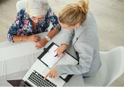 Extra Service für Senioren