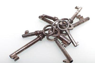 Schlüsselrückgabe